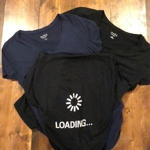 Maternity Shirt Bundle